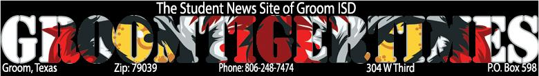 The student news site of Groom Independent School District