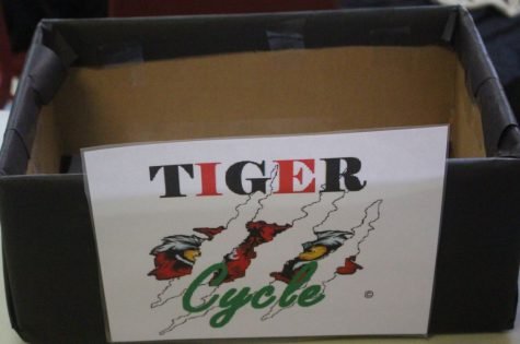 'Tiger Cycle' Set to Save-A-World