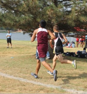 Runners head to Groom<br> Monday for district meet