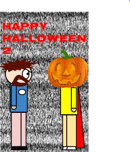 Happy Halloween Part 2