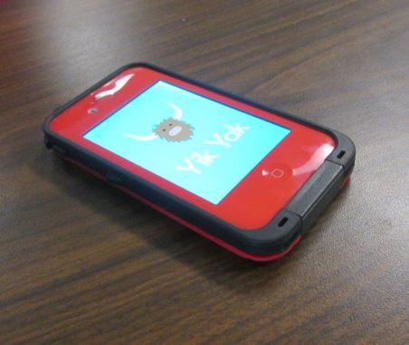 Yik Yak continues to grab attention from students in Groom ISD, despite strict rules against usage for people under 18. Jacob Clifton and Carson Ritter wrote about the app and its role in the school. Feel free to comment on this article and vote in the social media poll.
