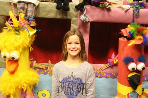 Student of the Day – Taylor Ritter