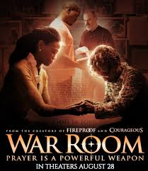 "A Review on ""War Room"" …  A Time for Tears"