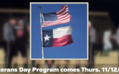 The Nov. 6, broadcast previews the Nov. 12, Veterans Day program as well as other weekly happenings.