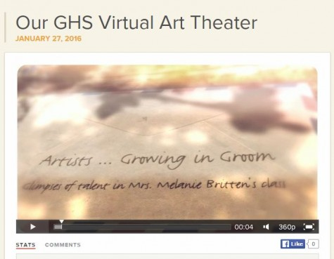 Virtual Art Theater Spotlights Talent