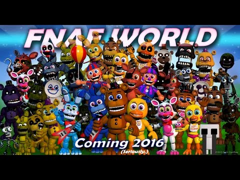 The upcoming game, FNaF World by Scott Cawthon, creator of Five Nights at Freddy's, releases on Jan. 22. In this review, writer Justin Cornell tells gamers what to expect from this latest online release.