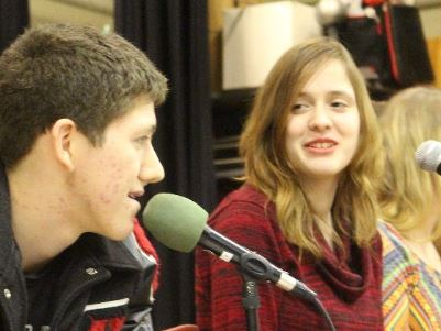 Podcast Gives Students A Voice