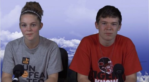 Freshmen K'Leigh Keesee and Matthew Bowen bring viewers March 7-11 'Triple-T' - Tales of Tiger Time - listings.