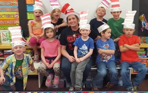 Kinder Celebrates Dr. Seuss Day
