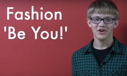 Freshman Kodi Tiffin leads students to design their own sense of style in his first broadcast piece