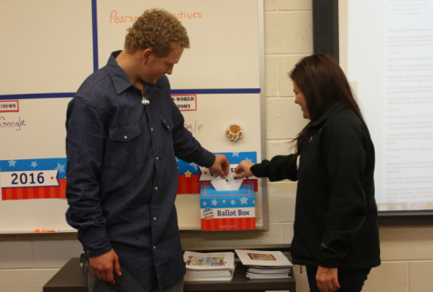 Making a Difference <br>Photo of the Day – Nov. 8