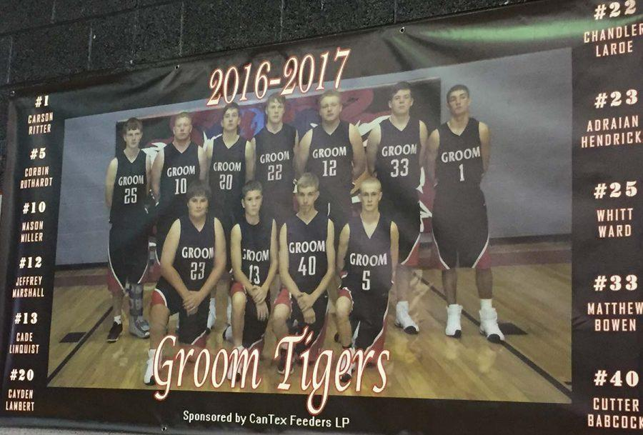 The Invitational Groom Tournament begins today, Dec. 15, and will continue through Saturday, Dec. 17. The Tigerettes will play Darrouzett this afternoon at 3, followed by the tigers at 4:30. Its our last tournament of the season, sophomore KLeigh Keesee said. We finally get to rest our bodies after this tournament.