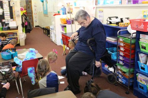 Caring for Kinders …