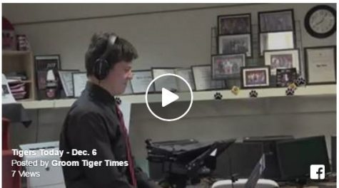 Tiger's Today - Dec. 6