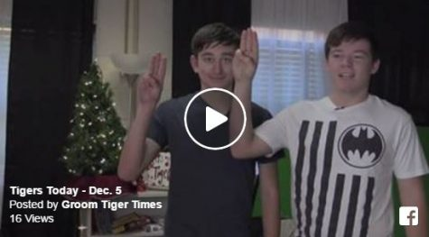 Sophomores Cayden Lambert and Matthew Bowen bring the news and views for Dec. 5, 2016.