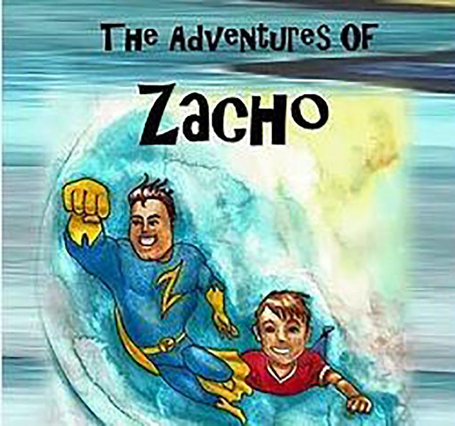 Stephen Hartman, author of The Adventures of Zacho, will visit Pre-K - sixth-graders on Wednesday, Feb 22, at 10 a.m. Students will be able to purchase their own copy of the book if they bring $12.99. It is a character-builder and sparks interest in reading, secretary Frances Payton said of the program.