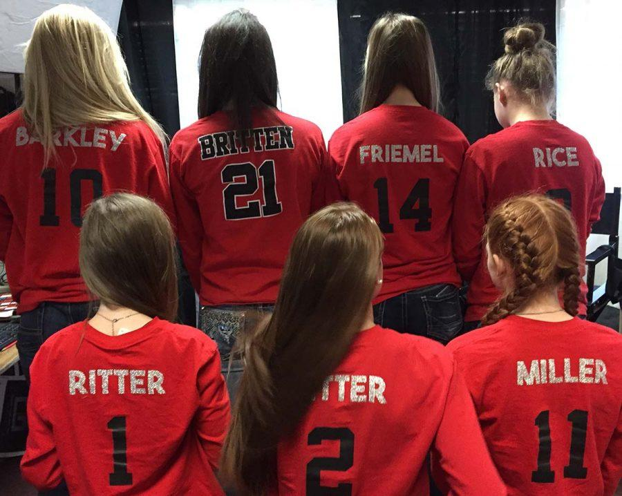 District play ends tonight for both varsity teams. Tonight, Feb. 10, the Tigers will play Lefors at 5:30, there, and the Tigerettes will play the Shamrock Lady Irish, at 7, in McLean. Tonight will be the Tigers last game of the season, and the Tigerettes will be playing for a chance in playoffs. Im both nervous and excited for tonight, senior Caroline Britten said. Its gonna be a very big game for us.