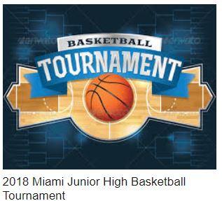 Junior High Begins Tournament Play