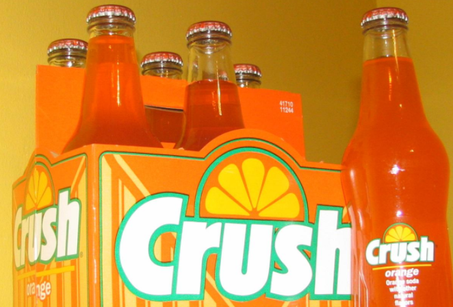 The National Honor Society will begin selling different-colored Crush sodas on Monday, Feb. 5, in honor of Valentine's Day and to help bring attention to the American Heart Association. Students will be able to order the sodas to be sent on Valentine's Day during the CLAWS activity period. Half of the proceeds will benefit NHS, and half will go to the AHA.
