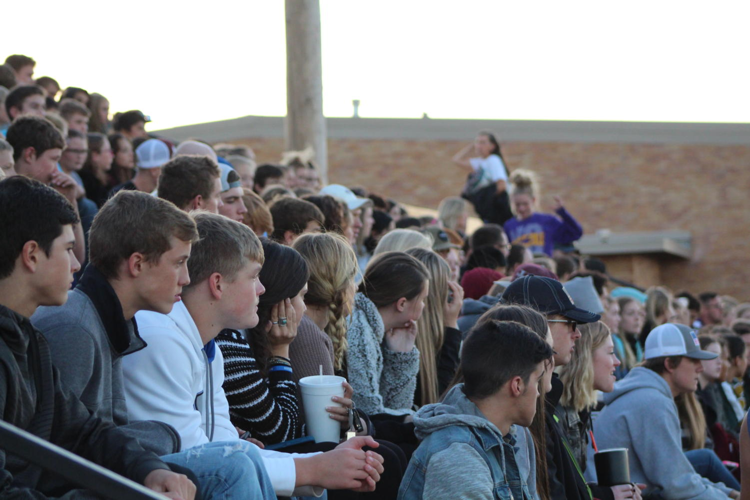 This past fall, Groom Fellowship of Christian Athletes hosted the Fields of Faith for the Panhandle region huddles and packed the home stands with students from area schools. Those students now are fundraising to help send more students to FCA camps. Thanks to donations, each $10 ticket gives purchasers gifts that cost more than that investment, and each ticket also offers an opportunity to win a $10,000 bank card.