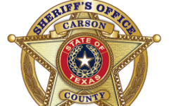Carson County August Police Report