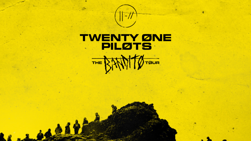 Twenty One Pilots new album Trench releases on October 5th.