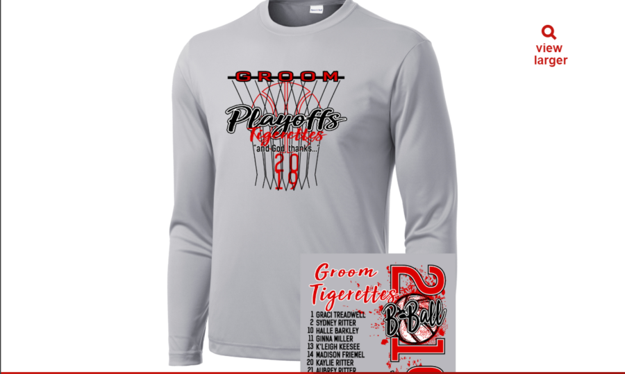 Playoff shirts