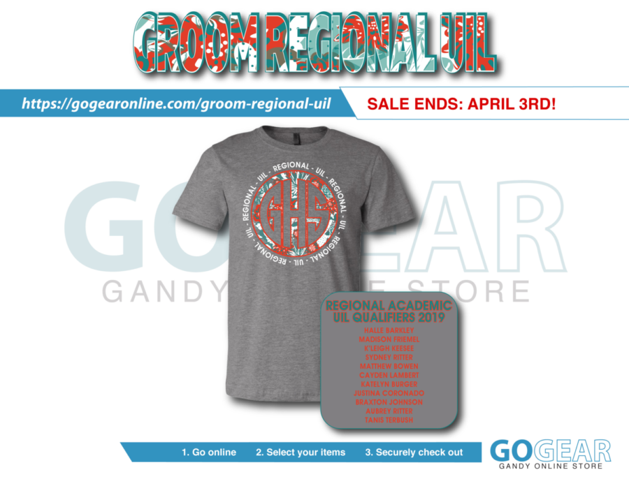 Regional Qualifier Shirt Link