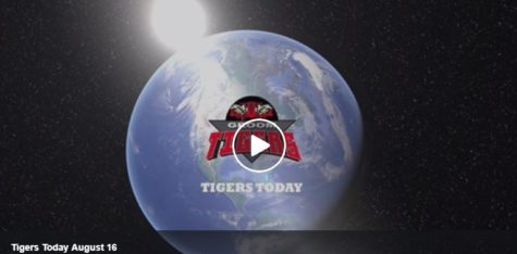 Tigers Today – LIVE Broadcast Dec. 7