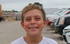 """True Tiger"" Student of the Week-Oct. 8: Michael Morris (Grade 4)"