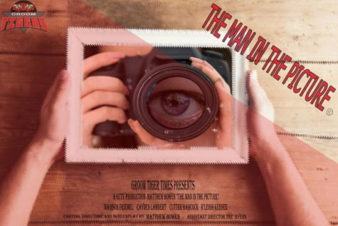 "Groom Student Films Presents ""The Man in the Picture"": October's Suspenseful Thriller"
