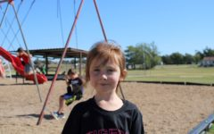 """True Tiger"" Student of the Week: Kaylee Ratterree (First Grade)-Oct. 21"