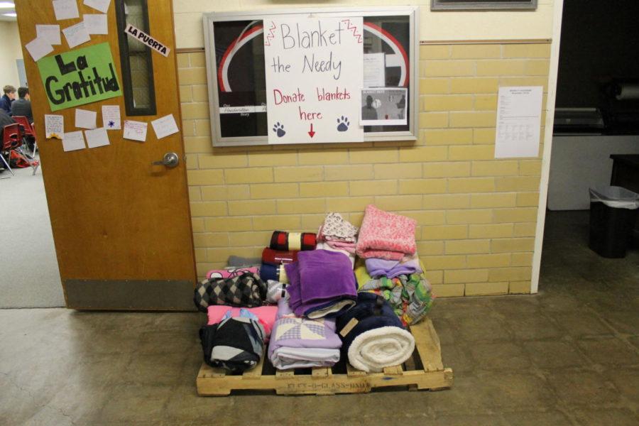 "Photo of the Day – Nov. 20 – ""Blanket the Needy"""