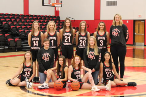 Tigerette Basketball 2019….and so it begins….GO TIGERETTES!