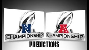 2020 NFL NFC And AFC Championship Predictions