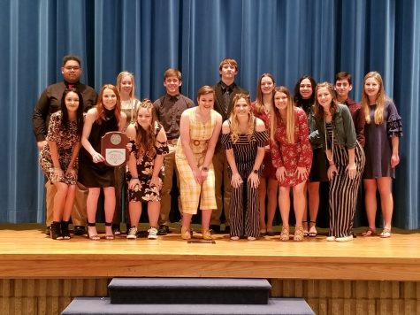 "Groom OAP Advances to Bi-District. ""I"