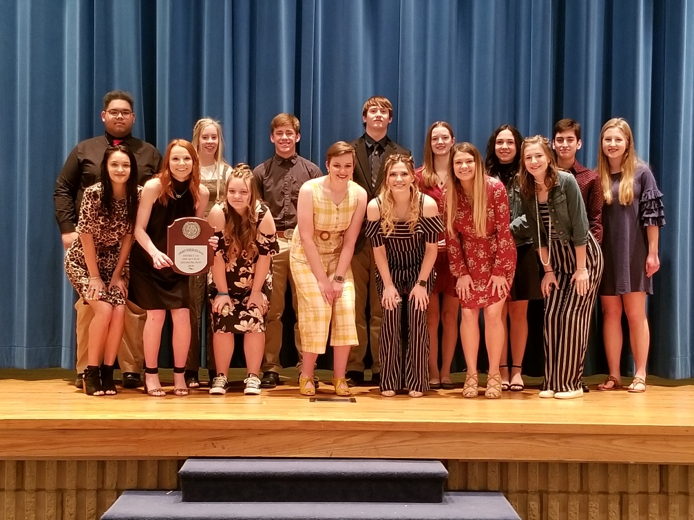 Groom+OAP+Advances+to+Bi-District.+%22I%27m+so+excited+to+continue+our+OAP+season%2C%22+says+junior+Kirsten+Rice+%27I+look+forward+to+making+changes+and+getting+better+as+a+team+and+as+an+individual.%22+