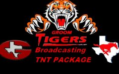 Groom Tigers Vs. Claude Mustangs LIVE TNT Broadcast Sep. 18, 2020