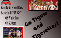 Varsity Basketball Tonight @6:30pm