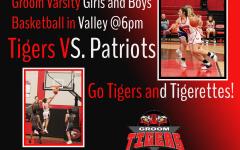 Varsity Basketball TONIGHT at Valley