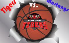 Varsity Boys Basketball VS. Claude on Friday @6pm