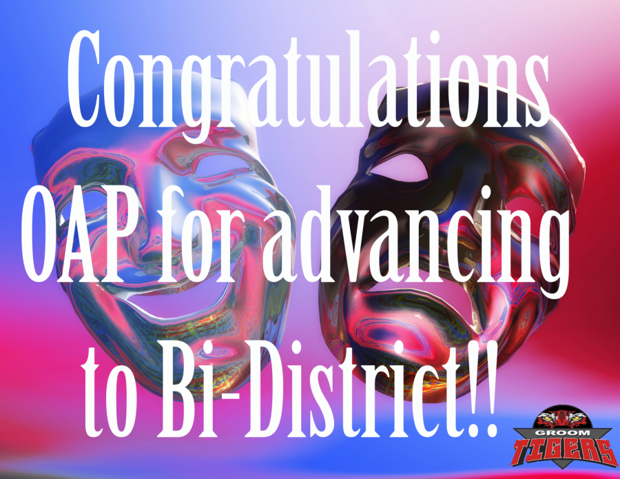 OAP Advances to Bi-District